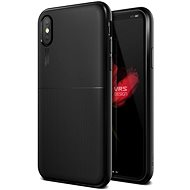 Verus Single Fit Pro iPhone X - Black - Ochranný kryt