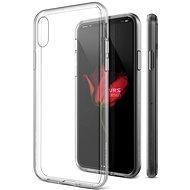 Verus Crystal Touch Pro iPhone X – Clear - Ochranný kryt