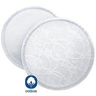 Philips AVENT Absorpčné prsné vložky bavlnené - pracie - Vložky do podprsenky