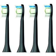 Philips Sonicare HX6064/33 DiamondClean štandardná hlavica, 4 ks v balení - Náhradný nadstavec pre zubné kefky