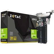 ZOTAC GeForce GT 710 PCIe x1 ZONE Edition Low Profile 1 GB DDR3 - Grafická karta