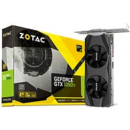 ZOTAC GeForce GTX 1050 Ti Low Profile - Grafická karta