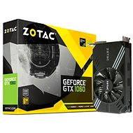 ZOTAC GeForce GTX 1060 Mini - Grafická karta