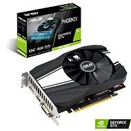 ASUS PHOENIX GeForce GTX1650 SUPER O4G - Grafická karta