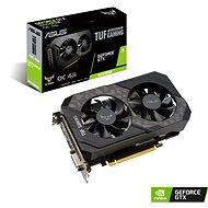 ASUS TUF GeForce GTX1650 SUPER O4G GAMING - Grafická karta