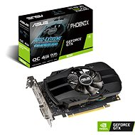 ASUS PHOENIX GeForce GTX1650 O4G - Grafická karta