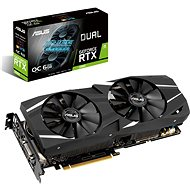 ASUS DUAL GeForce RTX2060 O6G - Grafická karta