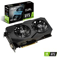 ASUS DUAL GeForce RTX2060 O6G EVO - Graphics Card