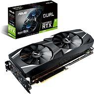 ASUS DUAL GeForce RTX 2080 A8GB - Grafická karta