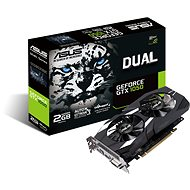 ASUS DUAL Geforce GTX 1050 2G V2