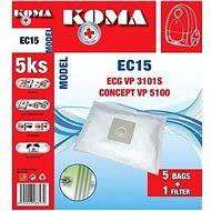 Koma ECG VP 3101S SMS - Vrecká do vysávača