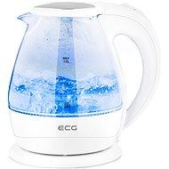 ECG RK 1520 Glass - Rýchlovarná kanvica