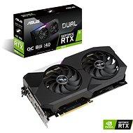 ASUS GeForce DUAL RTX 3070 O8G - Grafická karta