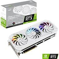 ASUS ROG STRIX GeForce RTX 3090 White Edition GAMING O24G - Grafická karta