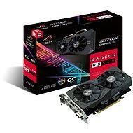 ASUS ROG STRIX GAMING RX560 DirectCU II OC 4 GB EVO