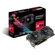 ASUS ROG STRIX GAMING RX570 DirectCU II OC 4 GB - Grafická karta