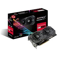 ASUS ROG STRIX GAMING RX570 DirectCU II 4GB - Grafická karta