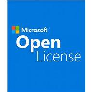 Microsoft SQL CAL SNGL LicSAPk OLP NL Academic USER CAL (Elektronická licencia) - Klientské licencie pre server (CAL)
