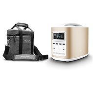 Nabíjacia stanica EcoFlow RIVER370 Portable Power Station Gold + Element Proof Protective Case