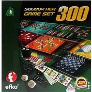 Súbor hier 300 - Spoločenská hra