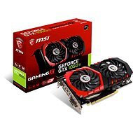 MSI GeForce GTX 1050 Ti GAMING X 4G - Grafická karta