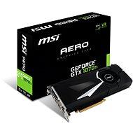 MSI GeForce GTX 1070 Ti AERO 8G - Grafická karta