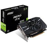 MSI GeForce GTX 1070 AERO ITX 8G OC - Grafická karta