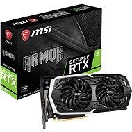MSI GeForce RTX 2070 ARMOR 8 G OC - Grafická karta