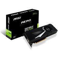 MSI GTX 1080 AERO 8G OC - Grafická karta