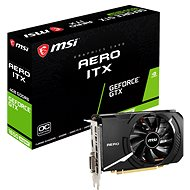 MSI GeForce GTX 1650 SUPER AERO ITX OC 4G - Grafická karta