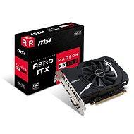 MSI Radeon RX 550 AERO ITX 4G OC - Grafická karta