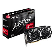 MSI Radeon RX 590 ARMOR 8G OC - Grafická karta