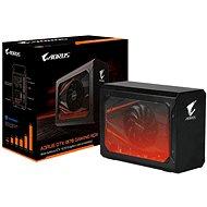 GIGABYTE GeForce GTX 1070 AORUS Gaming box – externá - Grafická karta
