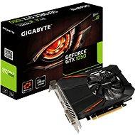 GIGABYTE GeForce GTX 1050 D5 3 G - Grafická karta