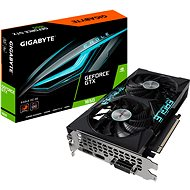 GIGABYTE GeForce GTX 1650 D6 EAGLE OC 4G - Grafická karta