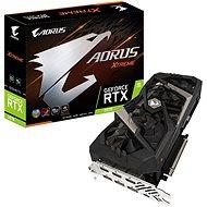 GIGABYTE GeForce RTX 2070 AORUS EXTREME 8 G - Grafická karta