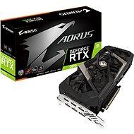 GIGABYTE GeForce RTX 2070 AORUS 8 G - Grafická karta