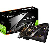 GIGABYTE GeForce RTX 2080 AORUS 8 GB - Grafická karta