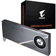 GIGABYTE AORUS AIC Adaptor M.2 PCIe 4.0 - Radič