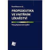Propedeutika ve vnitřním lékařství - E-kniha