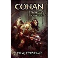 Conan a svatyně démonů - Elektronická kniha