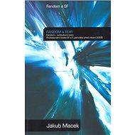 Fandom a text - Elektronická kniha