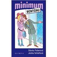 Minimum bontonu - E-kniha