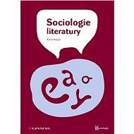 Sociologie literatury - Elektronická kniha