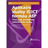 Aplikační služby IS/ICT formou ASP - Elektronická kniha