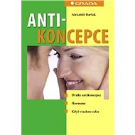 Antikoncepce - Elektronická kniha