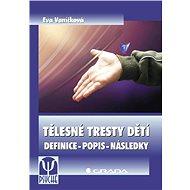 Tělesné tresty dětí - Elektronická kniha