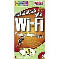 Bezdrátové sítě Wi-Fi - E-kniha