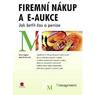 Firemní nákup a e-aukce - Elektronická kniha