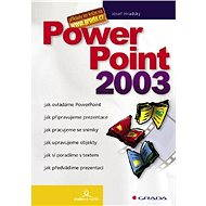 PowerPoint 2003 - Elektronická kniha